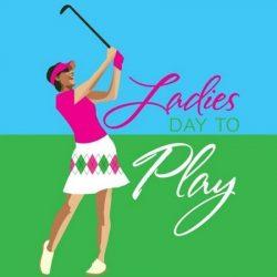Golfen unter Freundinnen